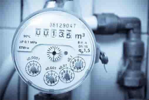 water meter test