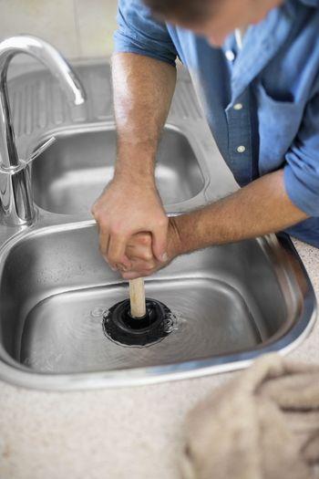 hand plunger