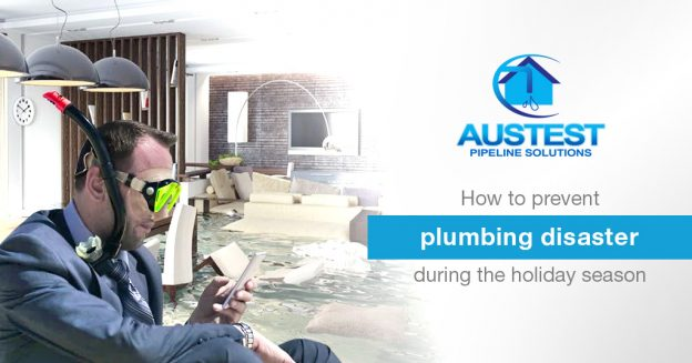 prevent plumbing problems over busy season