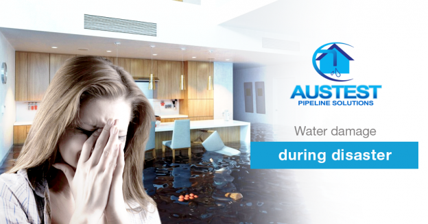 Avoid Water Damage in natural disaster