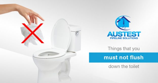 Things That You Shouldn't Flush Down The Toilet
