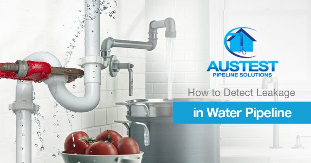 Detect water leakage